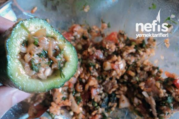 Salatalık Dolması (Sivas) 1