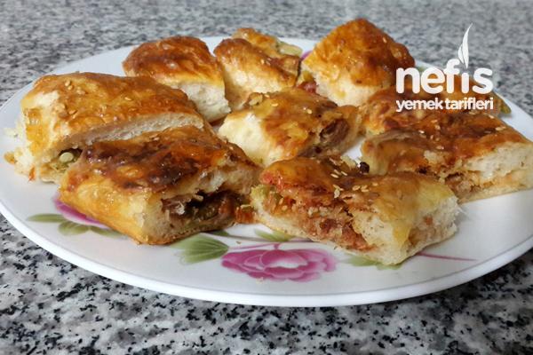 Sarma Kebabı Tarifi