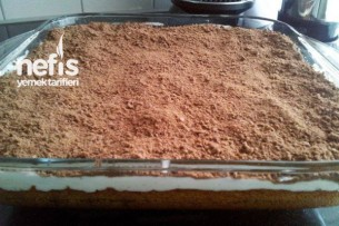 Şerbetli Hürrem Pastası 1