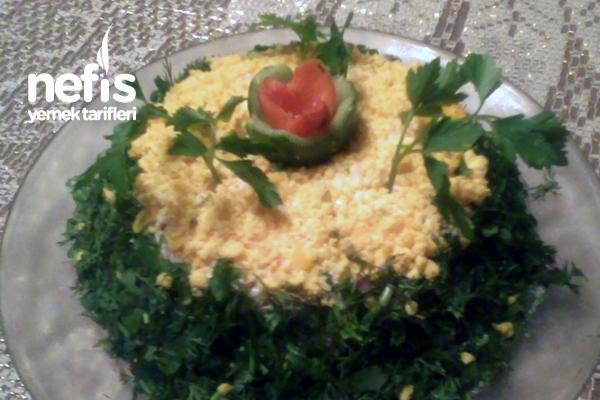 Şuba Salatası (Salatı) 1