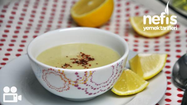Sütlü Mercimek Çorbası Tarifi