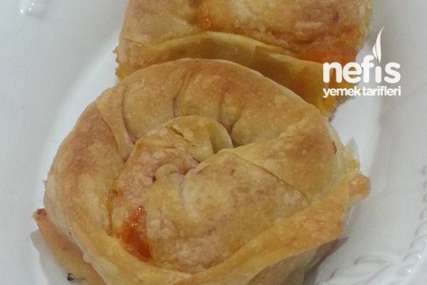 Turuncu Börek (Balkabaklı Börek) Tarifi
