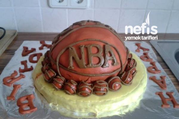 Basketbol NBA Butik Pastam Tarifi