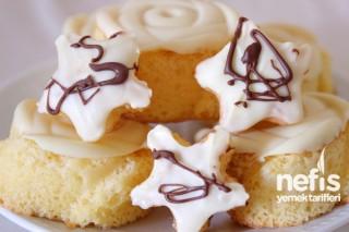 Beyaz Çikolatalı Kek Tarifi