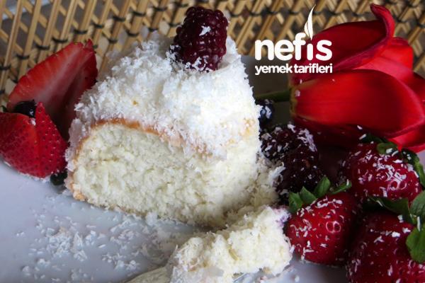 Beyaz Melek Pastası Tarifi