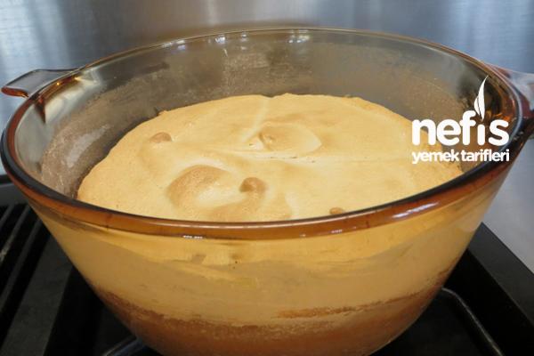 Beyaz Melek Pastası 2