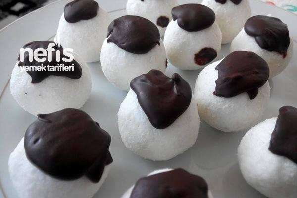 Çikolata Başlıklı Raffaello Tarifi