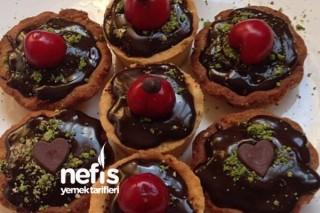 Çikolatalı Mini Tartölet Tarifi