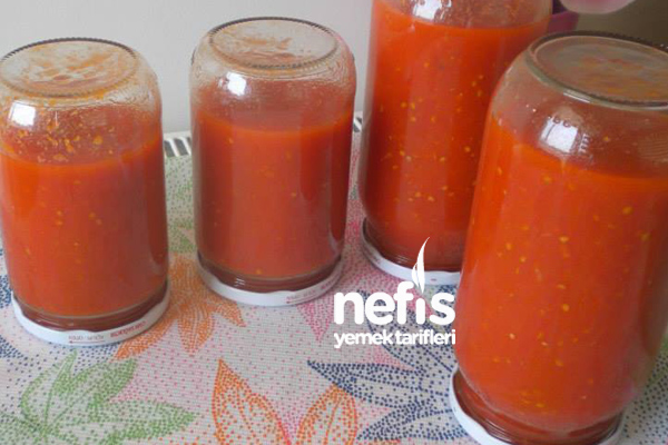 Domates konservesi tarifi nefis yemek tarifleri for Cuisine zahra