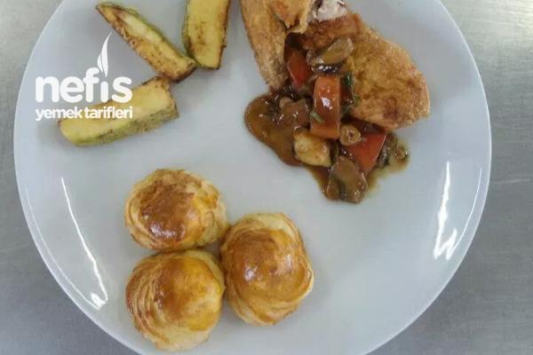 Duchesse Patates (Düşes Patates) Tarifi