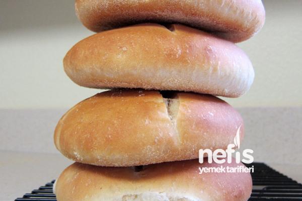 Fas Ekmeği ( Moroccan Khobz) 4
