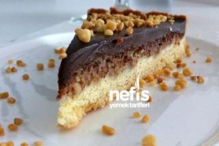 Fındık Kremalı Çikolatalı Tart Tarifi
