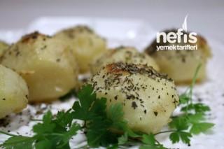 Fırında Sütlü Patates Tarifi