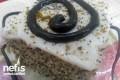 Haşhaşlı Muhallebili Pasta Tarifi
