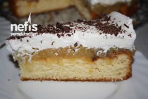İsveç Usulü Elmalı Pasta Tarifi