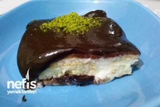 Kedidilli Çikolatalı Pasta Tarifi