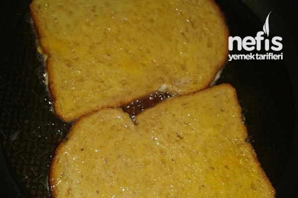 Kepekli Ekmek Kızartması 3