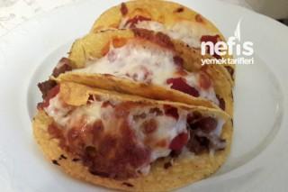Kıymalı Taco Shells Tarifi