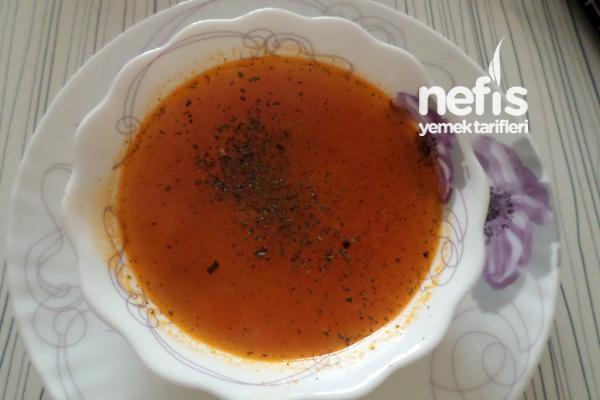 Kuskus Çorbası 2