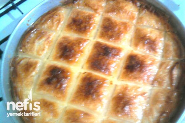 Laz Böreği Yapılışı 1