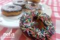 Mayasız Donut Tarifi