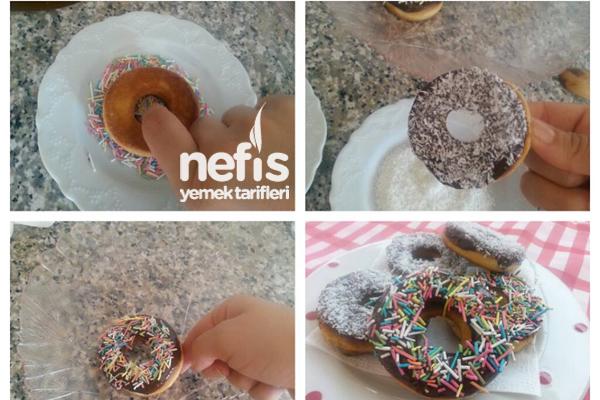 Mayasız Donut Tarifi 2