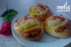 Mini Mini Pizzacıklar Tarifi