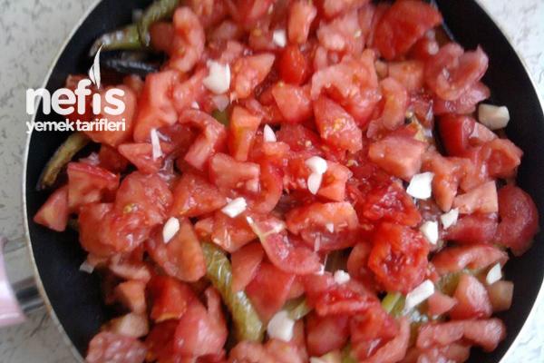 Patlıcan Çığırtma (Bergama Yöresi ) 1