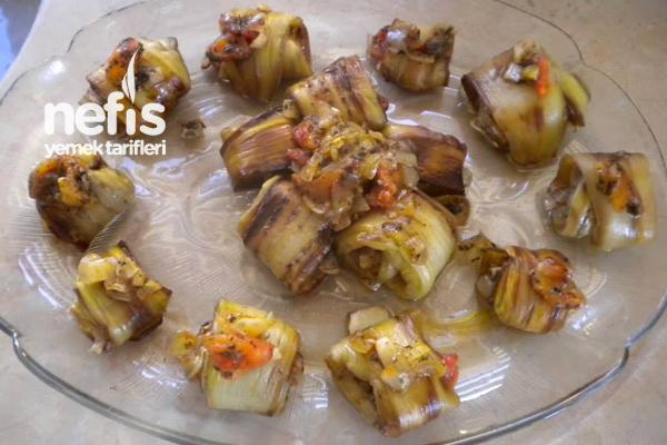 Patlıcan Sarması Tarifi