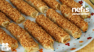 Patatesli Simit Börek Videolu Anlatım Tarifi
