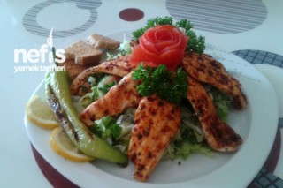 Tavuklu Salatanın Tarifi