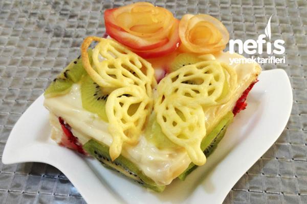 """""""Tropikana"""" Pastası"""