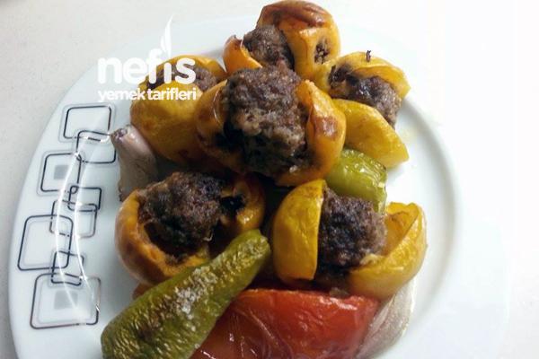 Yenidünya Kebabı (Antep Yöresi) Tarifi