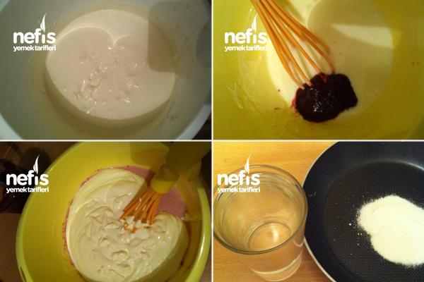 Yoğurtlu Yaz Pastası 2