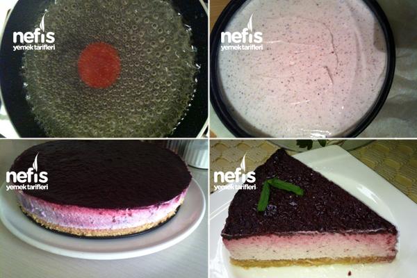 Yoğurtlu Yaz Pastası 3