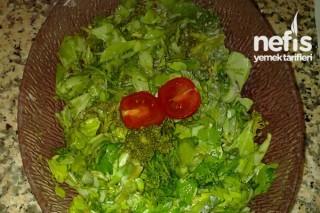 Sağlık Deposu Semizotu Salatası Tarifi