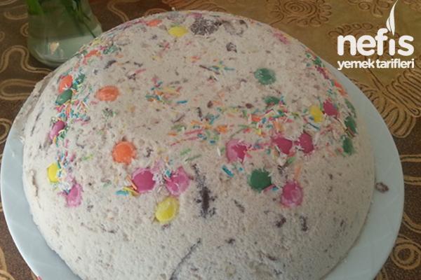 Cappuccino'lu Buzluk Pastası 1