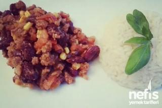 Chili Con Carne (Meksika Yemeği) Tarifi