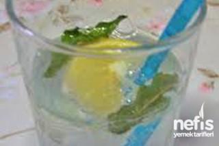 Çörçil Soda Limon Tarifi