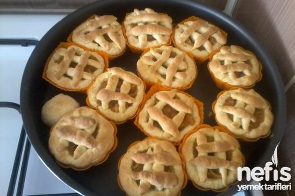 Elmalı Tart Hazırlanışı 4