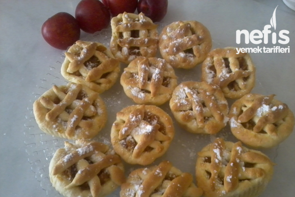 Elmalı Tart Hazırlanışı