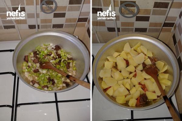 Etli Patates Yemeği 2