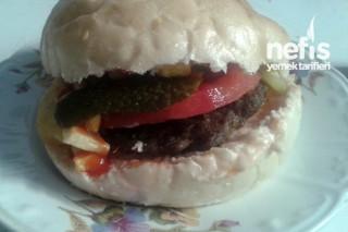 Evde Hamburger Keyfi Tarifi