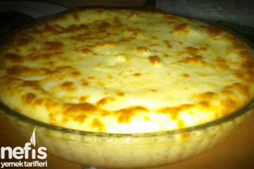 Fırında Patates Püresi Tarifi Videosu 88