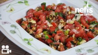 Gavurdağı Salata Nasıl Yapılır?