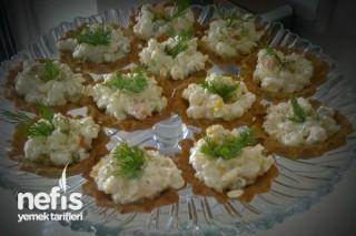 Hamur Kaselerde Makarna Salatası Tarifi