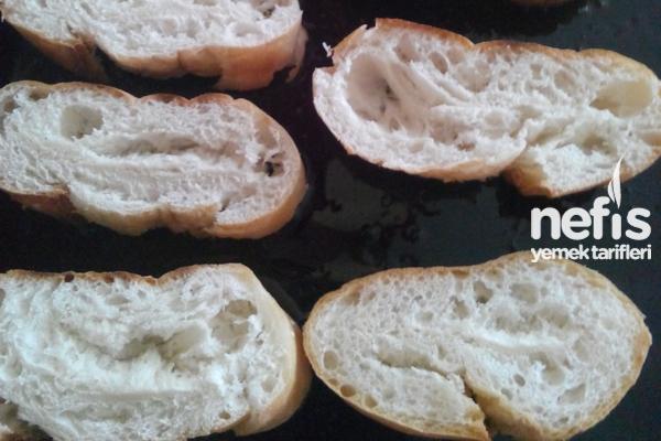 Kızarmış Ekmek (Bayat Ekmek Değerlendirme) 1