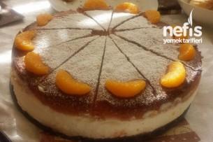 Kolay Cheesecake (Käse Sahne Torte) Tarifi
