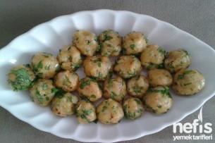 Kolay Patates Topları Tarifi