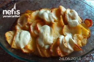 Kremalı Baharatlı Patates Tarifi
